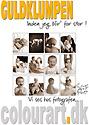 Guldklumpen baby billeder